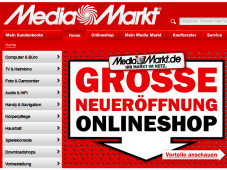 Media Markt startet Online-Shop&nbsp;&copy;&nbsp;Media Markt