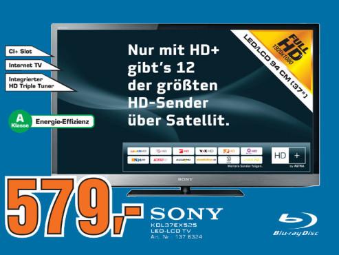 Sony KDL-37EX525 ©Saturn