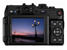 Back: Canon PowerShot G1 X ©Canon
