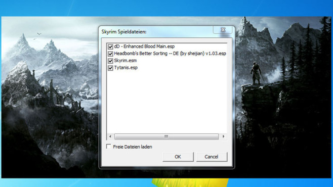 Skyrim-Mod: Tytanis – The Ultimate Mod ©COMPUTER BILD SPIELE