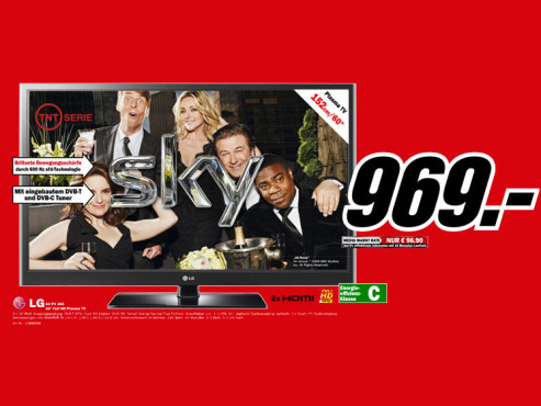 LG 60PV250 ©Media Markt