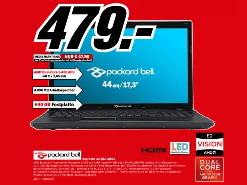 Packard Bell Easynote lk11BZ-088Ge ©Media Markt