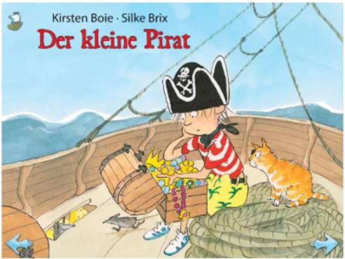 Der kleine Pirat ©Verlag Friedrich Oetinger