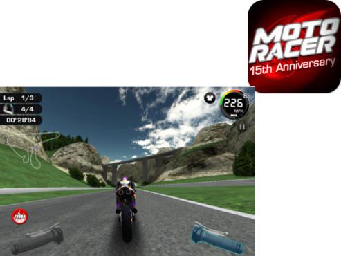 Moto Racer 15th Anniversary ©Anuman