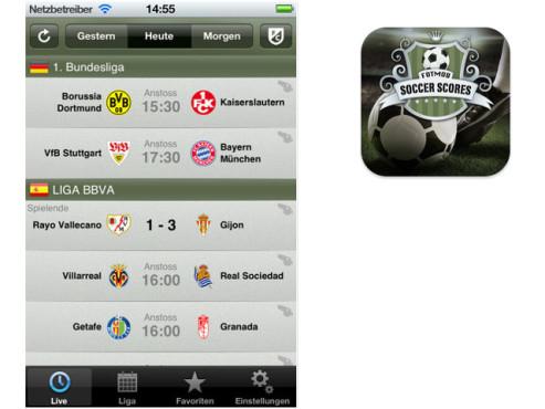 Soccer Scores Pro – FotMob ©Score Service Ltd