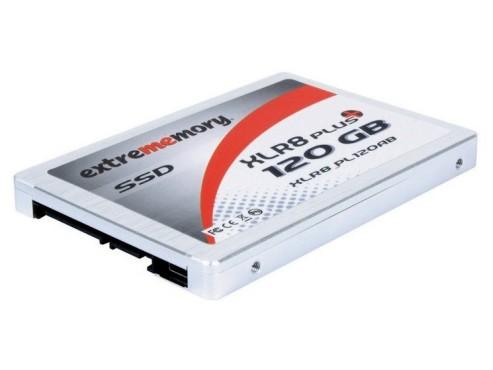 Extrememory XLR8 Plus 120GB XLR8PL120AB ©COMPUTER BILD