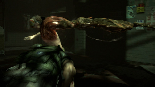 Actionspiel Resident Evil 6: Angriff © Capcom