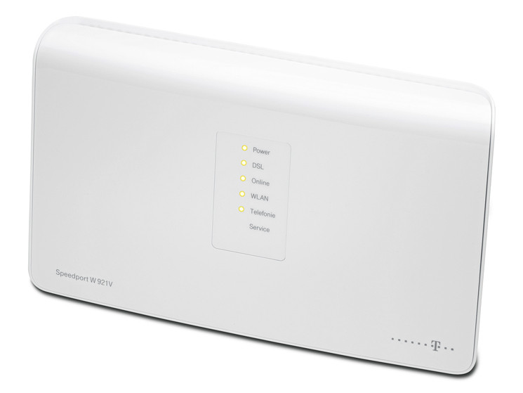 tempo check speedport w 921v gegen fritzbox 7390 computer bild. Black Bedroom Furniture Sets. Home Design Ideas
