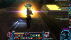 Online-Rollenspiel Star Wars – The Old Republic: Befreiung der Gefallenen ©Electronic Arts