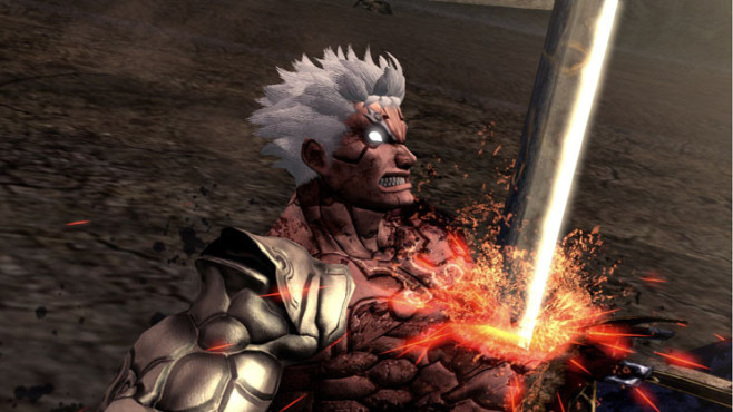 Actionspiel Asura�s Wrath: Klinge © Capcom
