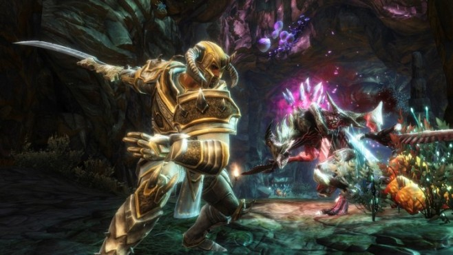 Rollenspiel Kingdoms of Amalur – Reckoning: Schlacht © Electronic Arts