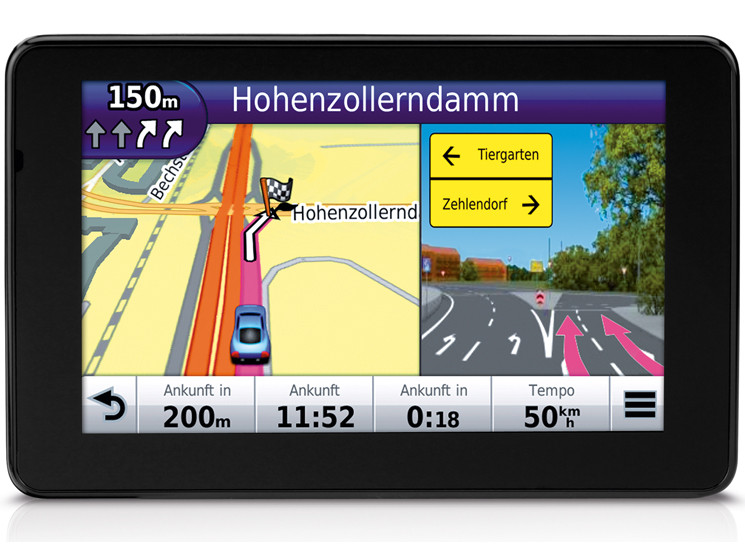 garmin n vi 3590lmt navi mit app anbindung computer bild. Black Bedroom Furniture Sets. Home Design Ideas
