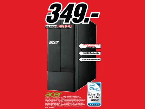 Acer Aspire X1930 PT.SJGE2.001 ©Media Markt