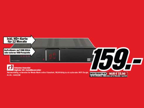 Inverto Volksbox Essential Scena 6n IDL 6640N ©Media Markt