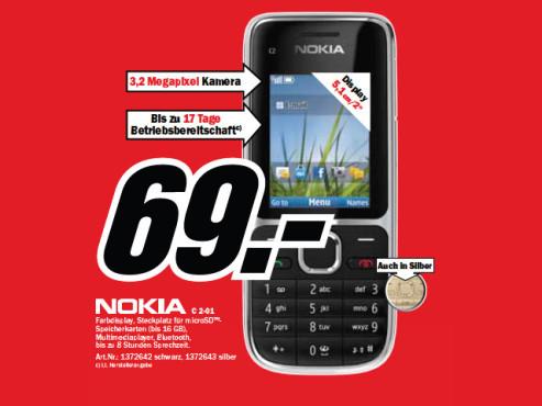 Nokia C2-01 ©Media Markt