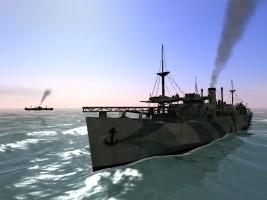 Screenshot 1 - Danger from the Deep
