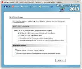 Multi Virus Cleaner 2013