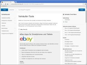 Verkäufer-Tools für eBay