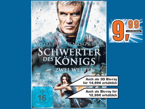 Schwerter des Königs – Zwei Welten ©Saturn