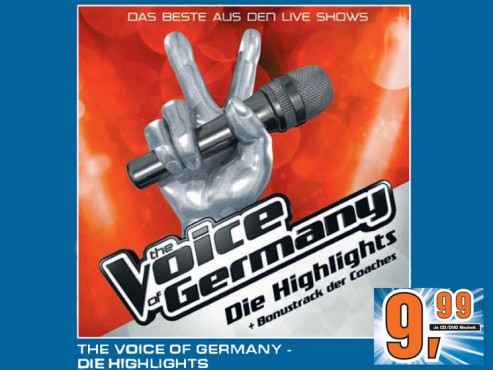 The Voice of Germany: Die Highlights © Saturn