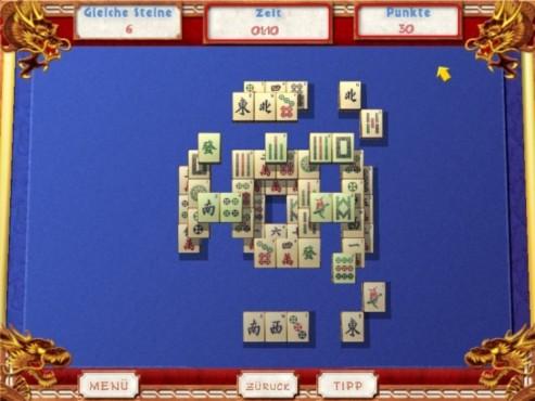 Great Mahjong – Kostenlose Spezial-Version ©COMPUTER BILD