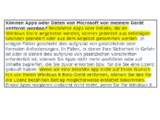 AGB des Windows Store ©COMPUTER BILD