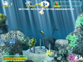 Screenshot 3 - Little Piranha – Kostenlose Spezial-Version