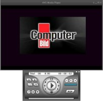 Screenshot 1 - AVS DVD Player