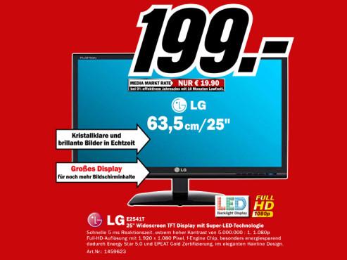 LG E2541T ©Media Markt