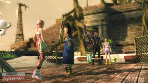 Rollenspiel Final Fantasy 13-2: Caius Oerba JS 200 ©Square Enix