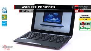Asus Eee PC 1011PX ©COMPUTER BILD