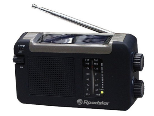 Roadstar TRA-500DS Solar-Radio © Roadstar