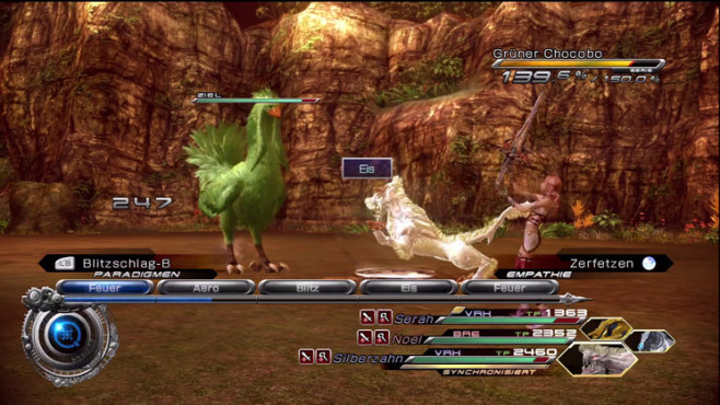 Spieletipps Final Fantasy 13-2: Chocobo-Fundorte © Square Enix