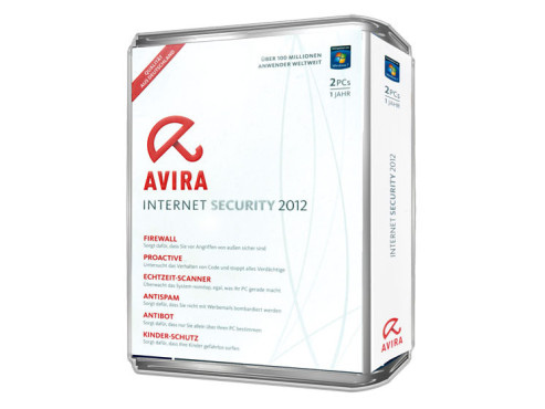 Avira Internet Security 2012 © COMPUTER BILD