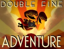 Abenteuerspiel Double Fine Adventure: Logo © Double Fine Productions