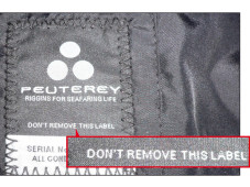 Peuterey – Don't remove this label © COMPUTER BILD