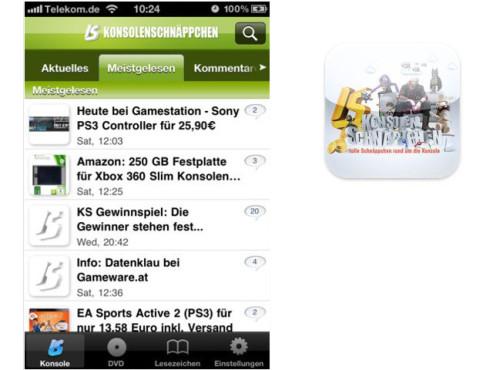 KS & DS - Schnäppchen für Videospiele ©Konsolenschnaeppchen.de