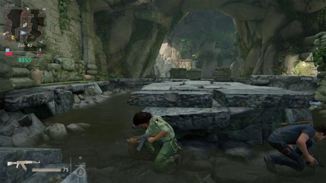 Uncharted 4: Multiplayer ©Sony