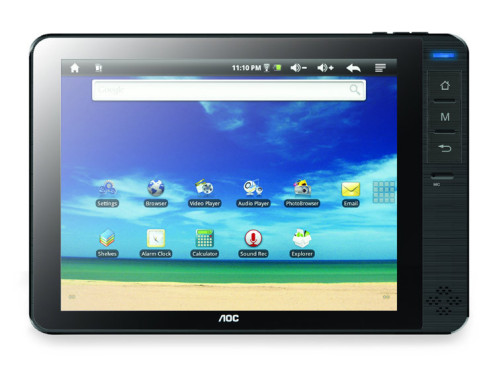 Tablet-PC AOC Breeze © AOC