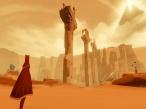 Abenteuerspiel The Journey: Wüste©Sony
