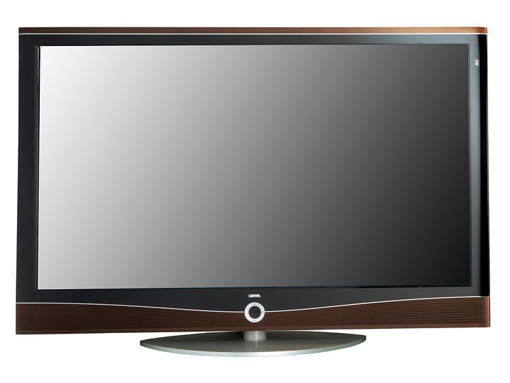loewe art 46 3d dr im test lcd fernseher mit edge led. Black Bedroom Furniture Sets. Home Design Ideas