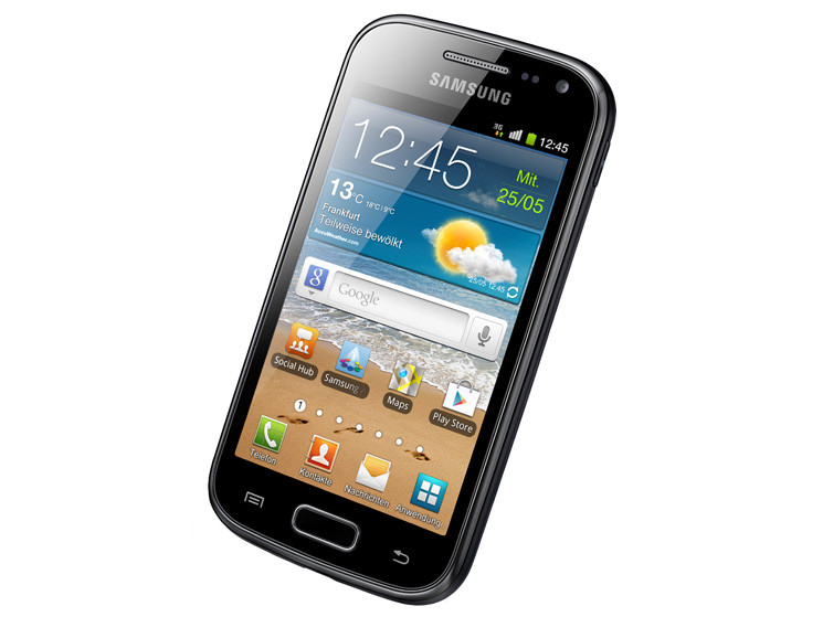 handyortung samsung galaxy ace