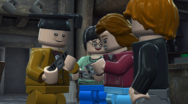 Actionspiel Lego Harry Potter – Die Jahre 5-7: Figuren © Warner Bros. Interactive