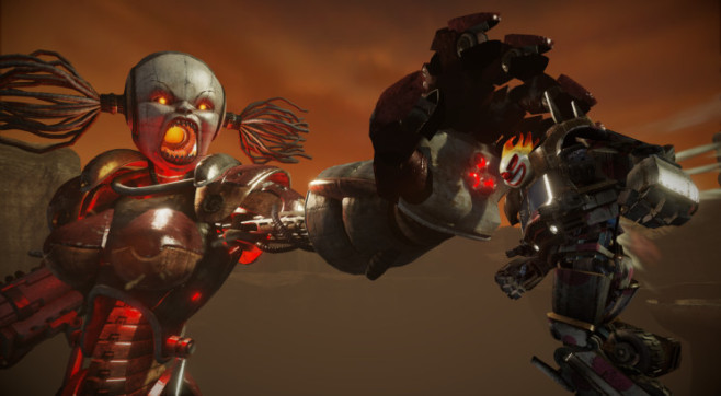Actionspiel Twisted Metal: Sweetbot © Sony