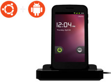 Ubuntu: Android-Handy als Desktop-PC ©Ubuntu, markshuttleworth.com