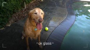 Google Glass – Viewfinder ©Google