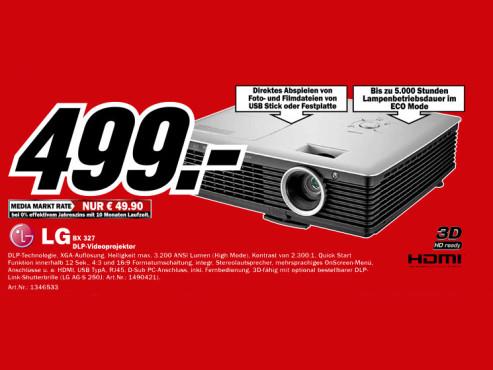 LG BX327 ©Media Markt