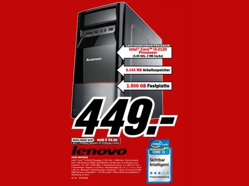 Lenovo H420 VBW5EGE ©Media Markt