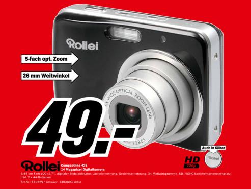 Rollei Compactline 424 ©Media Markt