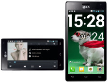 LG Optimus 4X HD ©LG